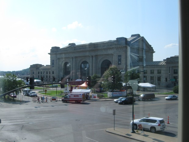 Kansas City Maker Faire at Union Station 2012